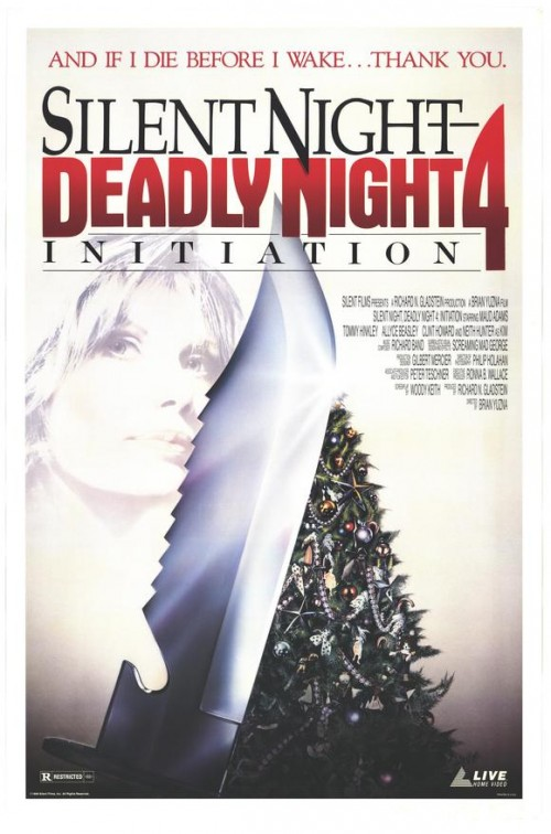 Initiation: Silent Night, Deadly Night 4 movie