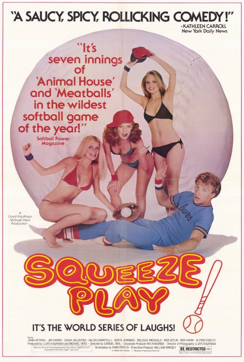 Squeeze Play movie