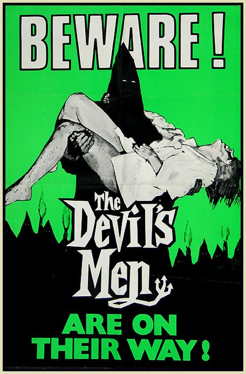 The Devil's Men movie