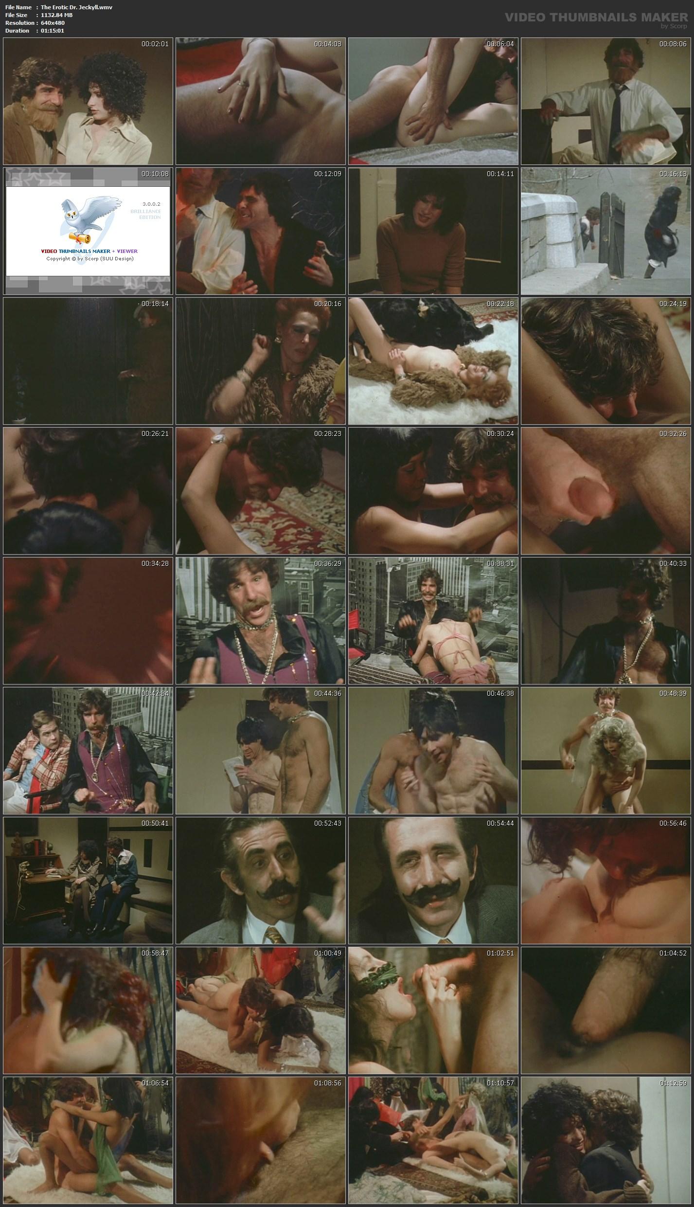 Erotic dr jeckyll 1976 - 1 part 7