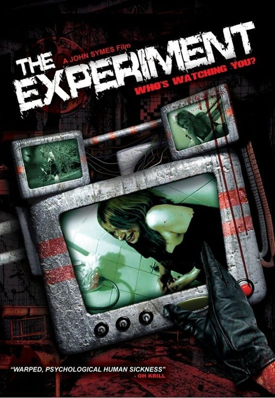 The Experiment: Who's Watching You?  movie