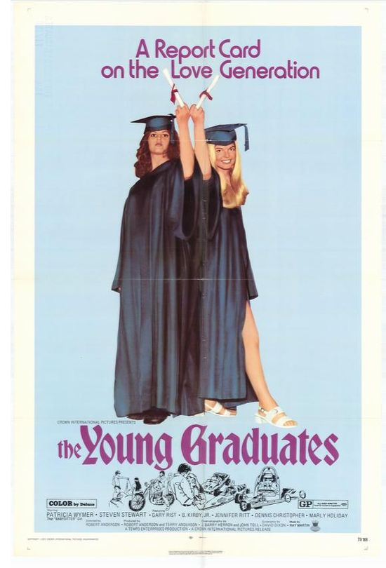 The Young Graduates movie