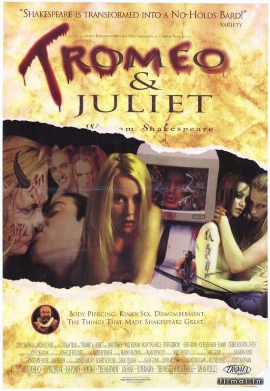 Tromeo and Juliet movie