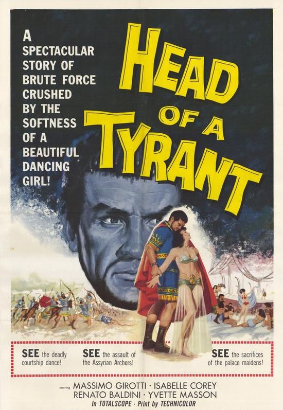 Head of a Tyrant movie