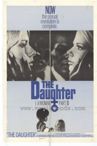 The Daughter: I, a Woman Part III