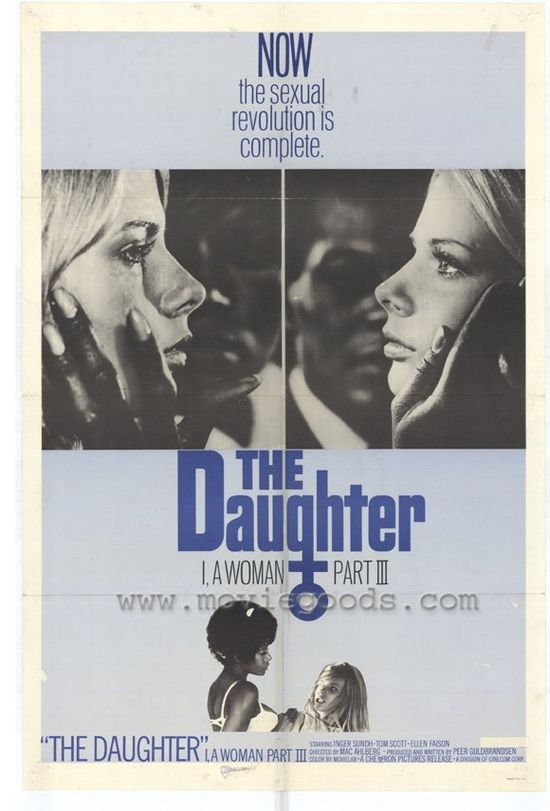 The Daughter: I, a Woman Part III movie