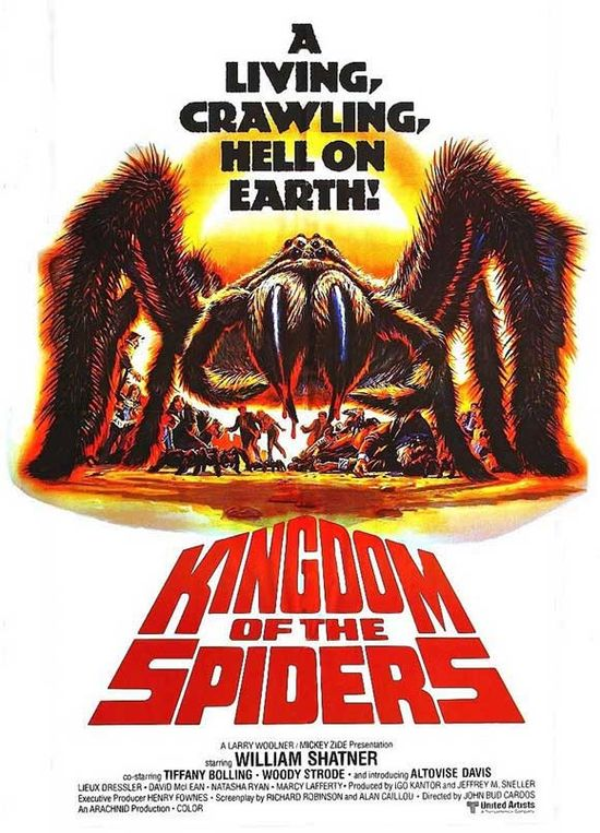 Kingdom of the Spiders movie