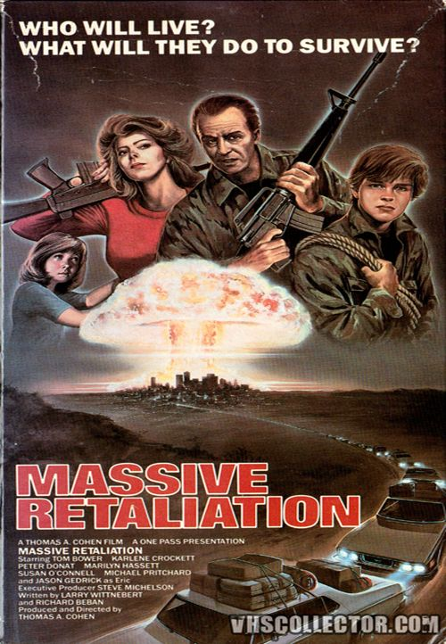 Massive Retaliation movie
