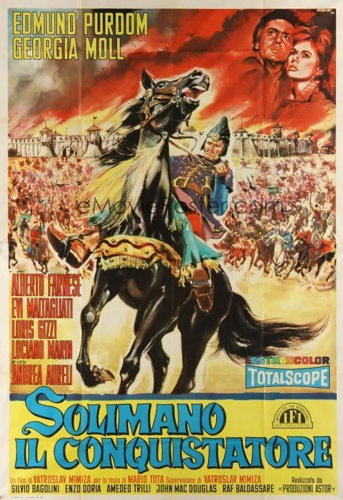 Suleiman the Conqueror movie