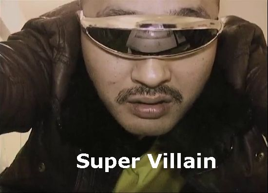 Super Villain movie