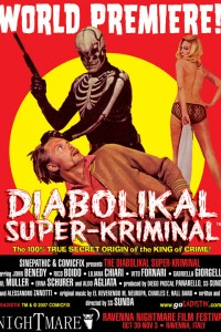 The Diabolikal Super-Kriminal