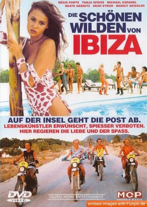 Wild and Beautiful on Ibiza movie