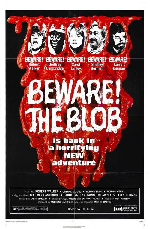 Beware! The Blob movie