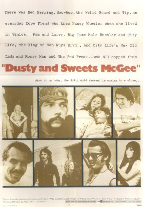 Dusty and Sweets McGee movie