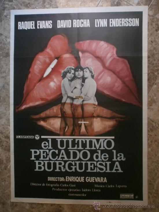 El último pecado de la burguesía movie