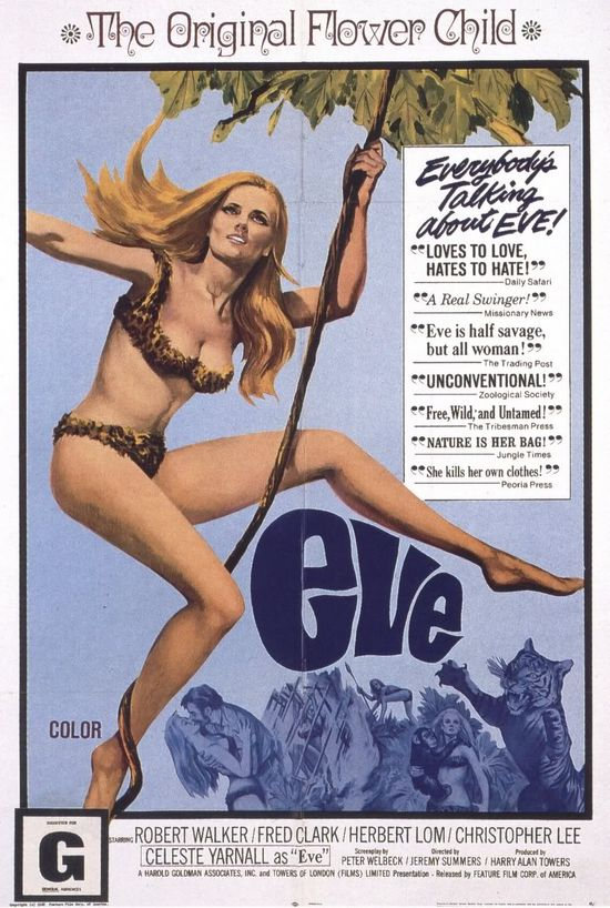 The Face of Eve movie
