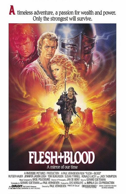 Flesh+Blood movie