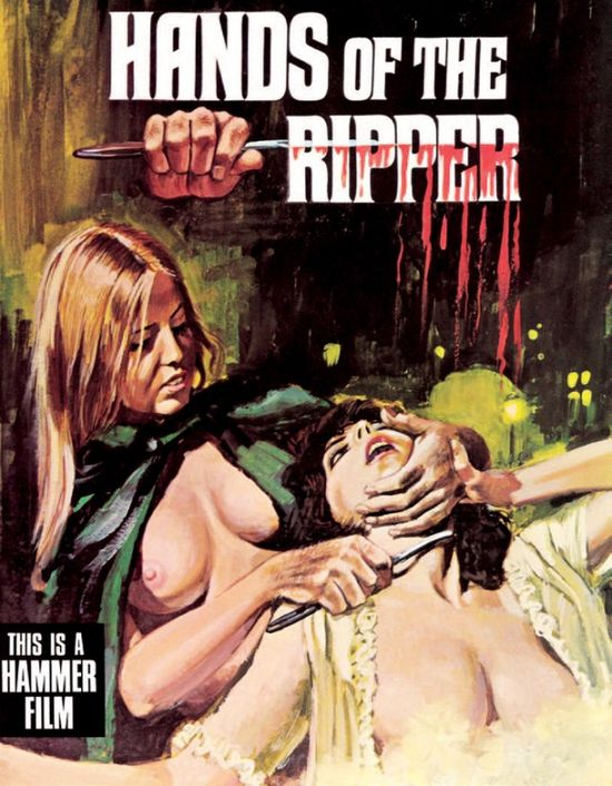 Hands of the Ripper movie