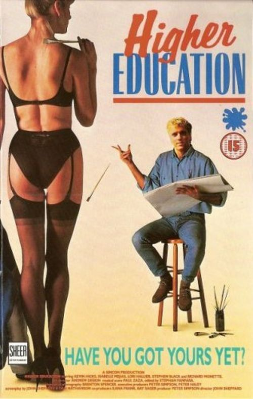 Higher Education  movie