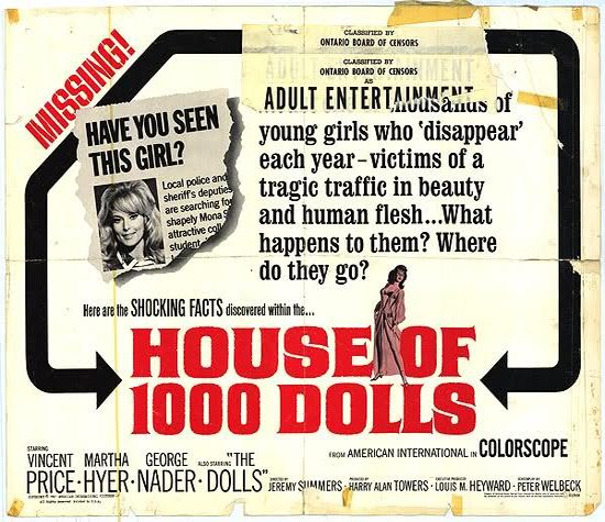 House of 1,000 Dolls  movie
