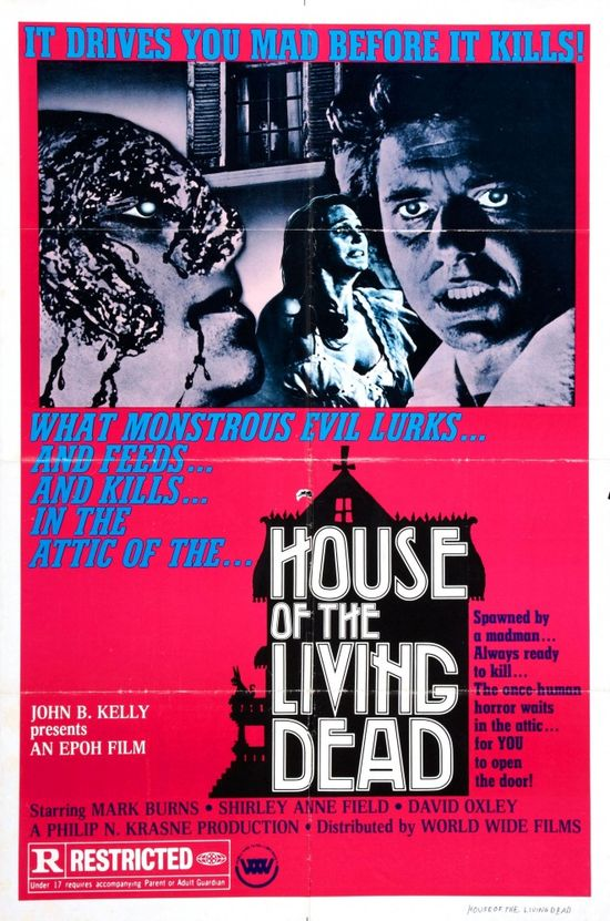 House of the Living Dead movie