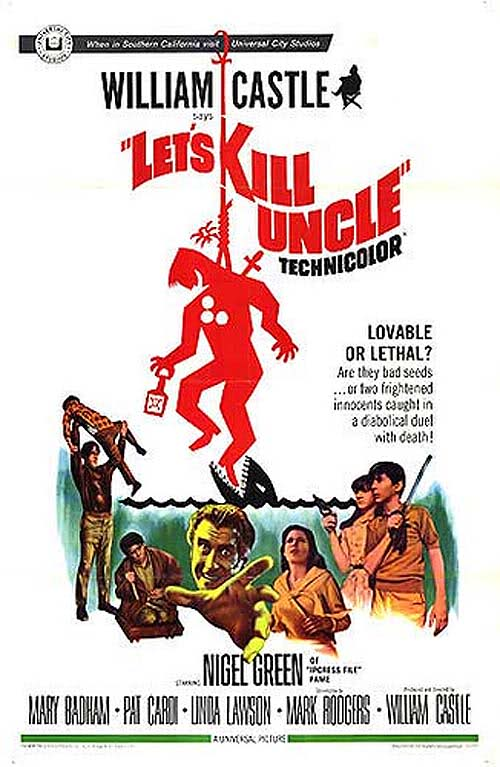 Let's Kill Uncle movie