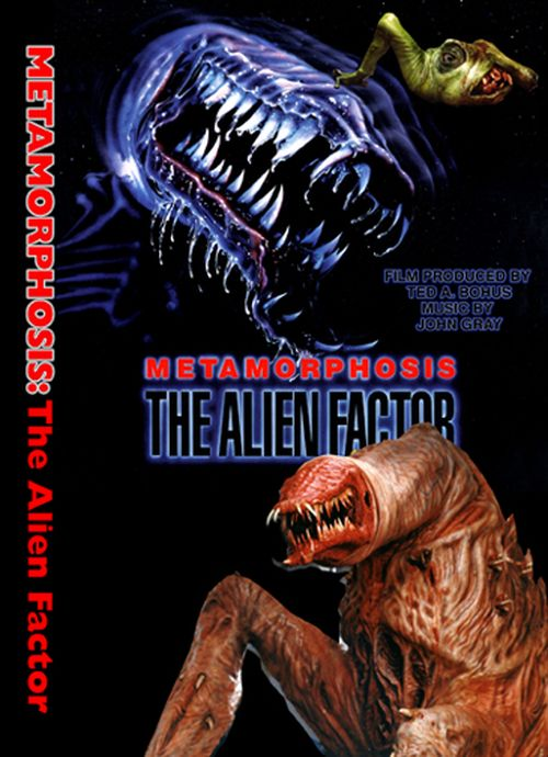 Metamorphosis: The Alien Factor movie