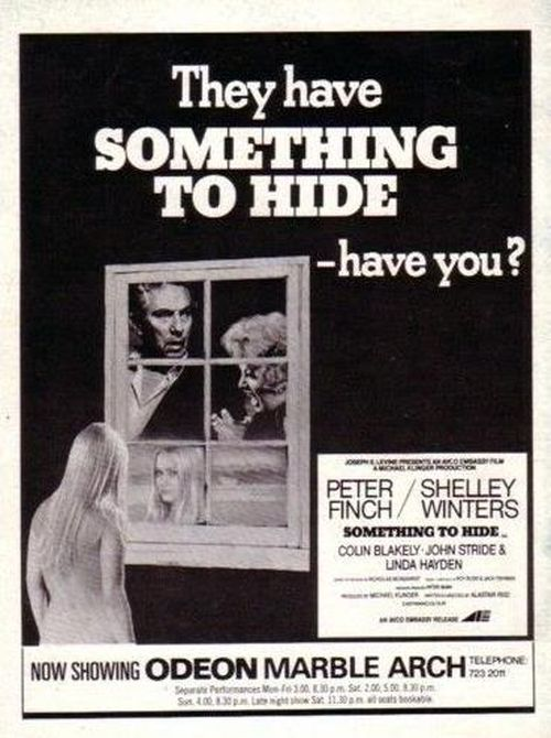 Something to Hide movie