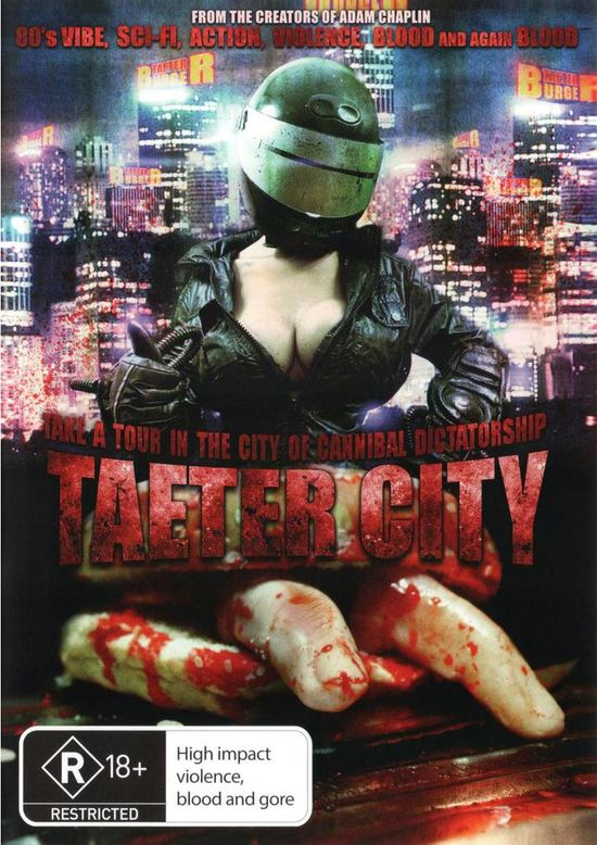 Taeter City  movie