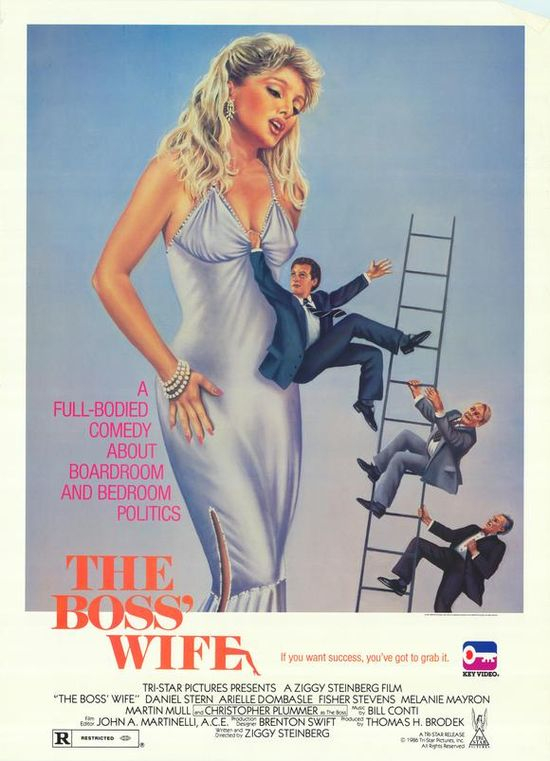 The Boss' Wife movie