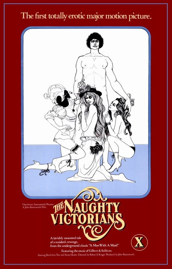 The Naughty Victorians: An Erotic Tale movie