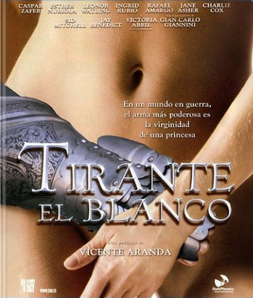 Tirante el Blanco movie