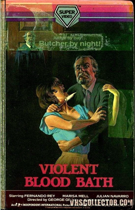 Violent Blood Bath movie