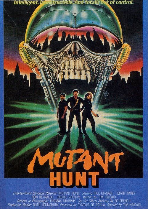 Mutant Hunt movie
