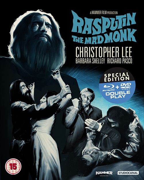 Rasputin: The Mad Monk movie
