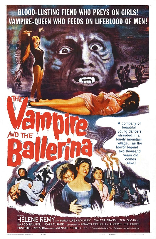 The Vampire and the Ballerina movie