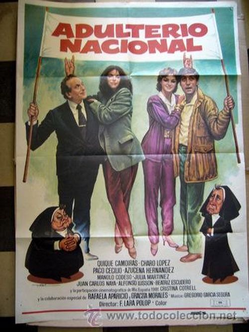 Adulterio nacional movie