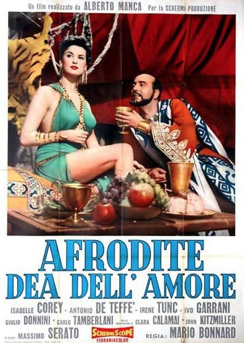 Aphrodite, Goddess of Love movie