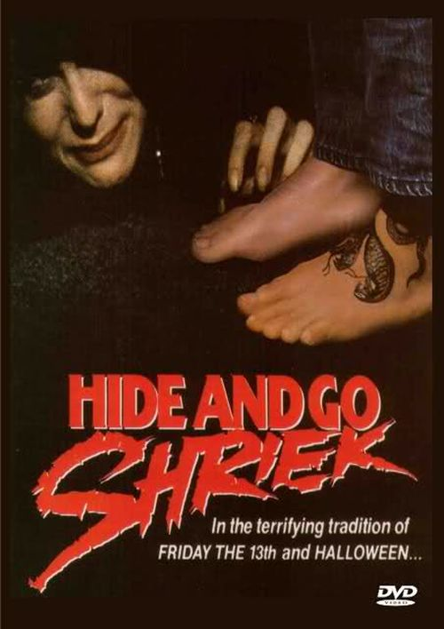 Hide and Go Shriek  movie