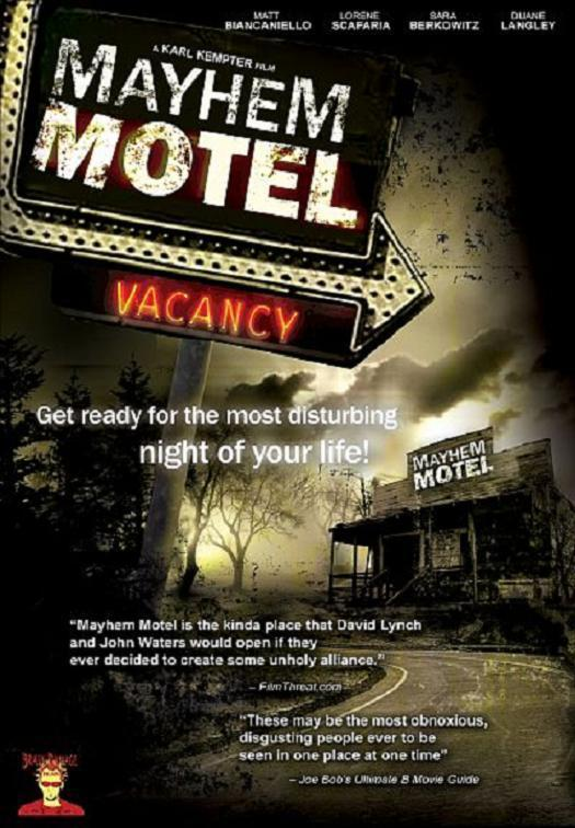 Mayhem Motel movie