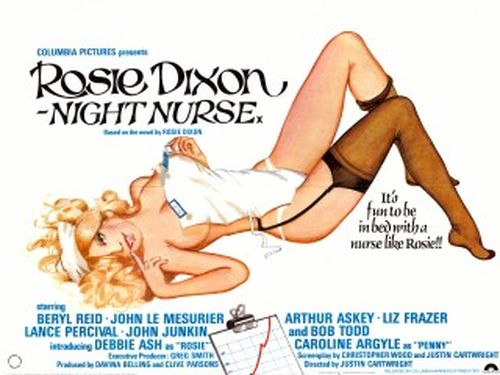 Rosie Dixon - Night Nurse movie