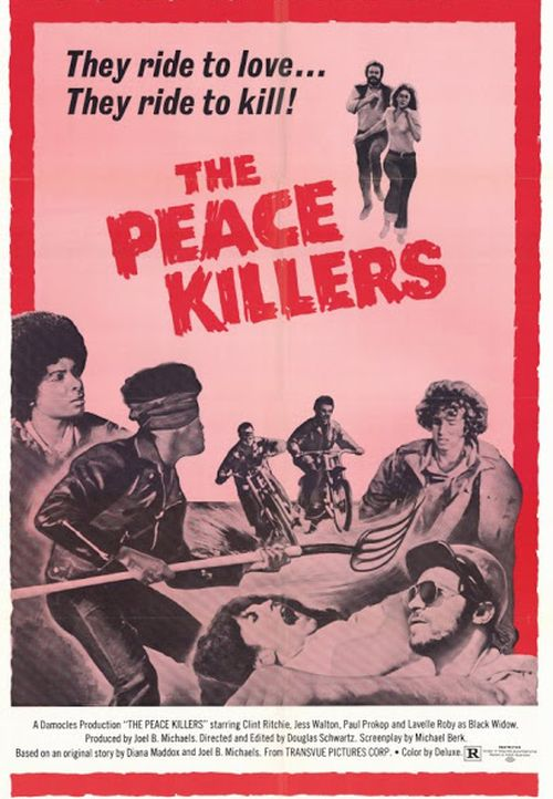 The Peace Killers movie