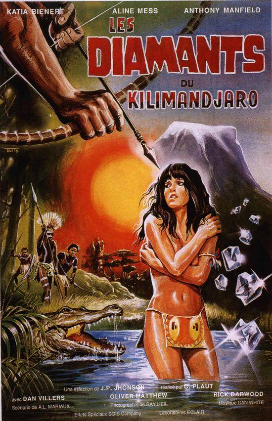 Diamonds of Kilimandjaro movie