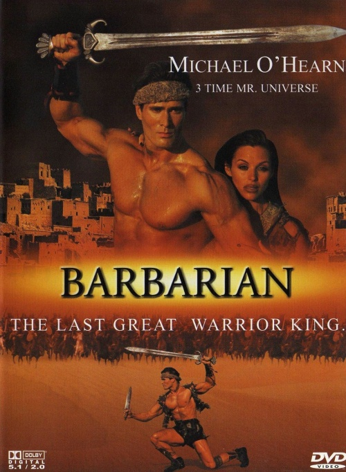 Barbarian movie