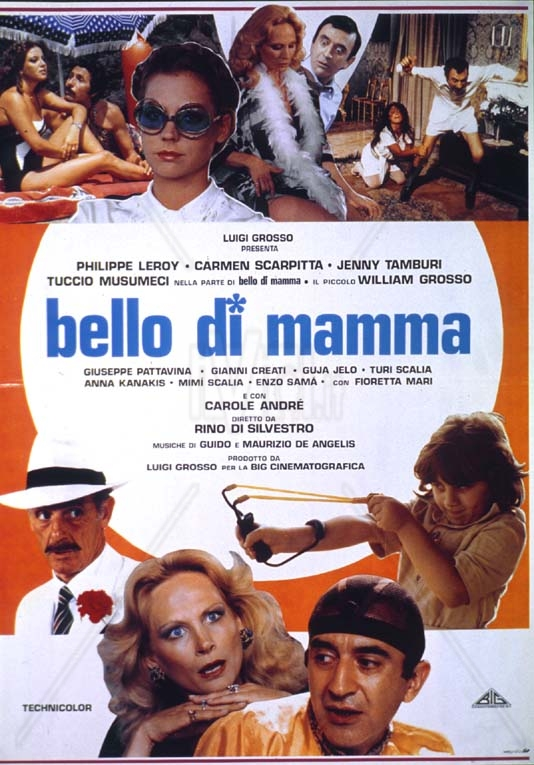 Bello di mamma movie