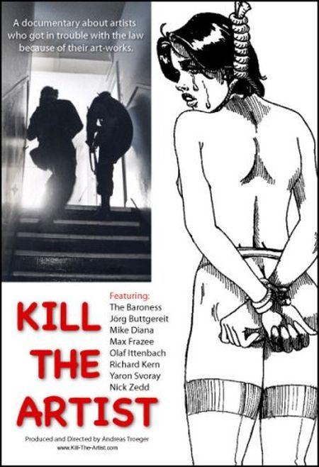 Kill the Artist movie