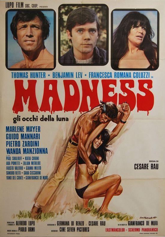 Madness - Gli occhi della luna movie