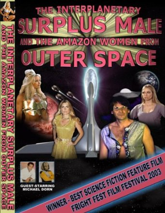 The Interplanetary Surplus Male and Amazon Women of Outer Space movie