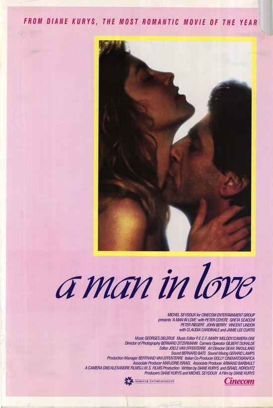 A Man in Love movie