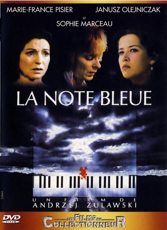 La note bleue  movie